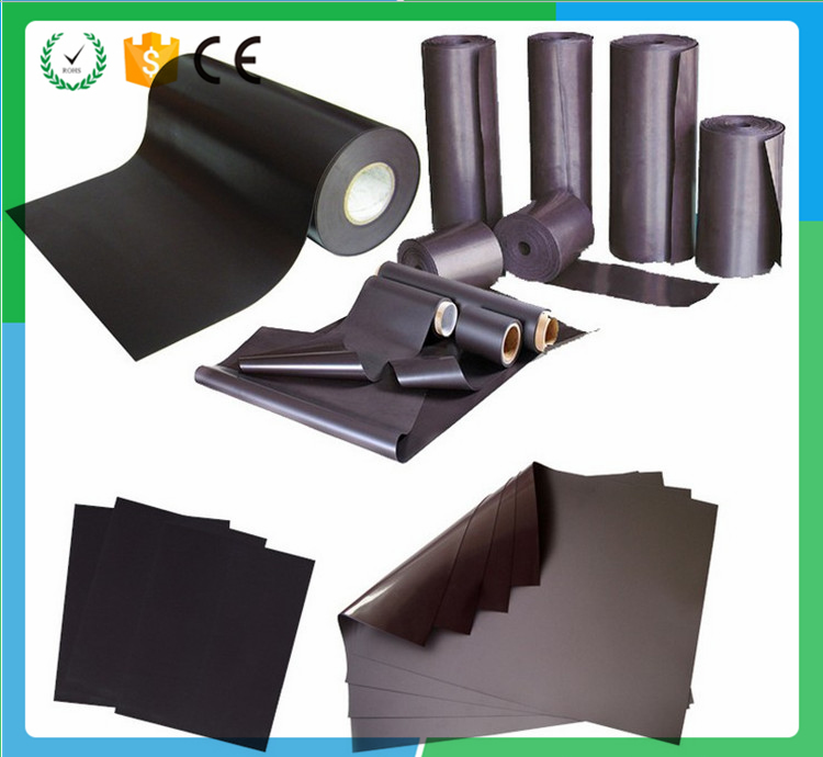 Rubber Magnet Sheet Rolls Magnets By Hsmag