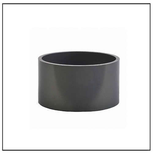 Isotropic Multipole Ferrite Ring Magnets