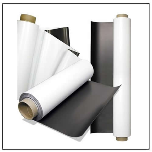 Adhesive Magnetic Rolls Magnets By Hsmag