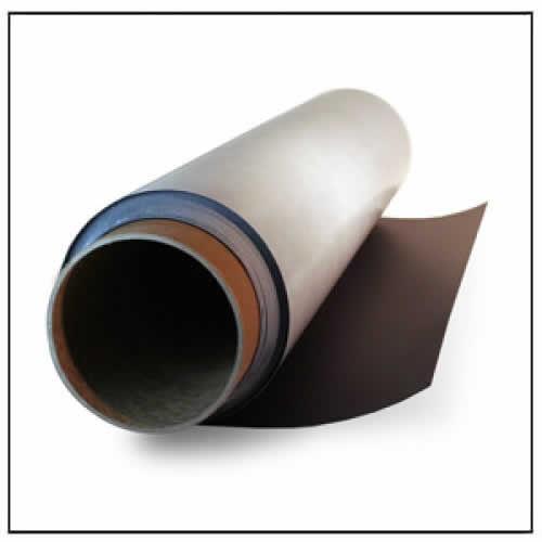 Roll Magnetic Sheeting Matte White