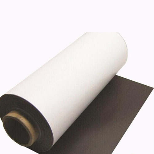 Vinyl Coated Magnetic Rolls - Magnets By HSMAG