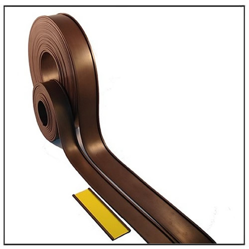 Flexible Magnetic Tape Insert Label 40mm