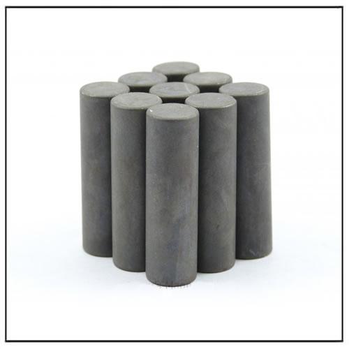 High Temperature Rod Neodymium Magnets