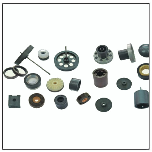 Injection Bonded Ferrite Magnets