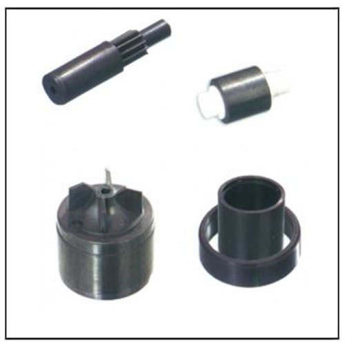Isotropic Ferrite Bonded Magnets