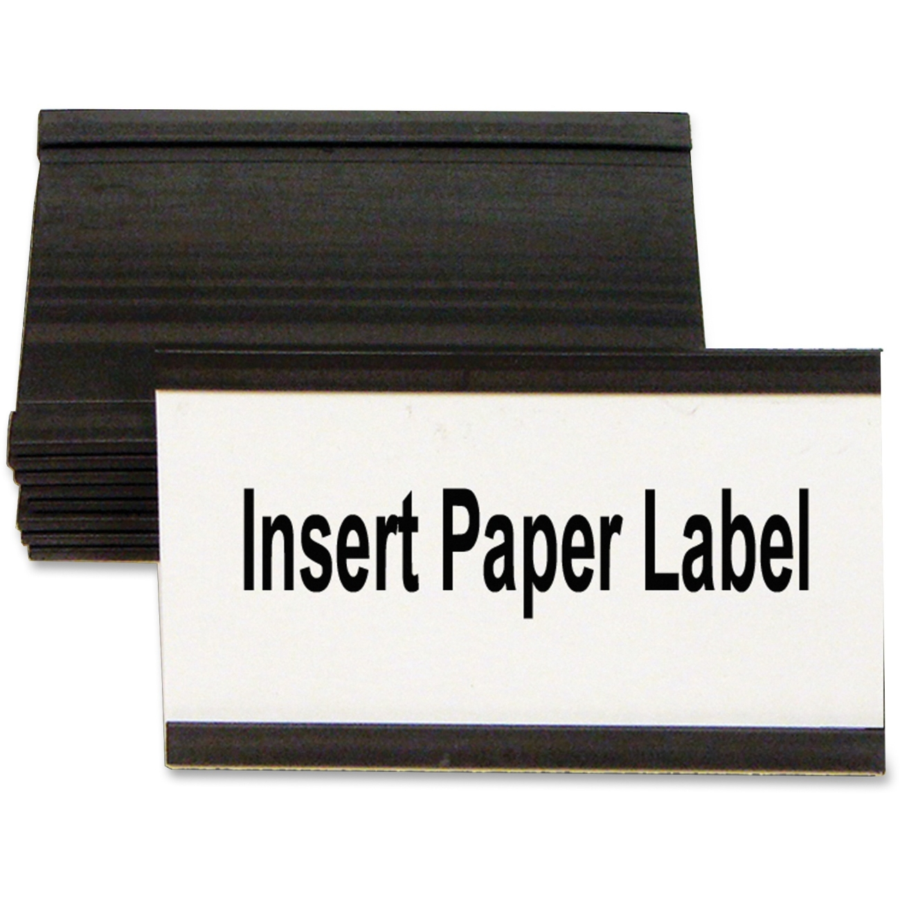 Custom paper clip holder