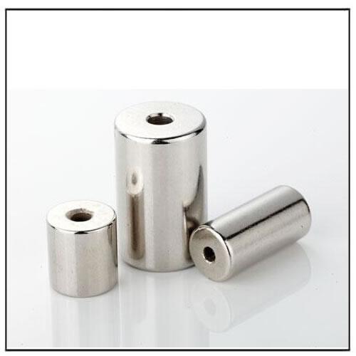Neodymium Tube Permanent Magnets