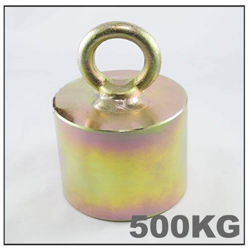 500kg Super Strong Underwater Fishing Magnet Magnets By
