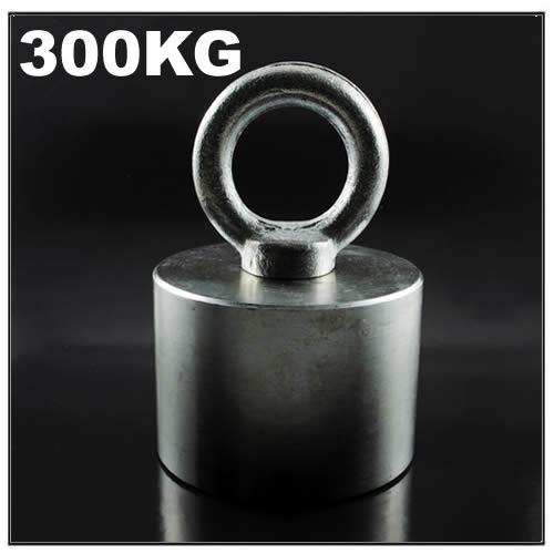 Extra Strong Neodymium Eyebolt Magnet 300KG
