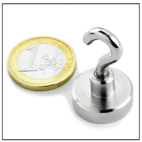 Industrial Ultra Neodymium N50 Hook Magnet