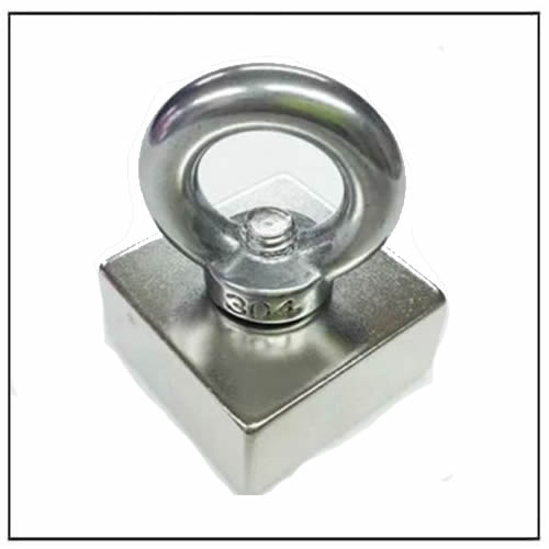 N52 NdFeB Square Recovery Magnet