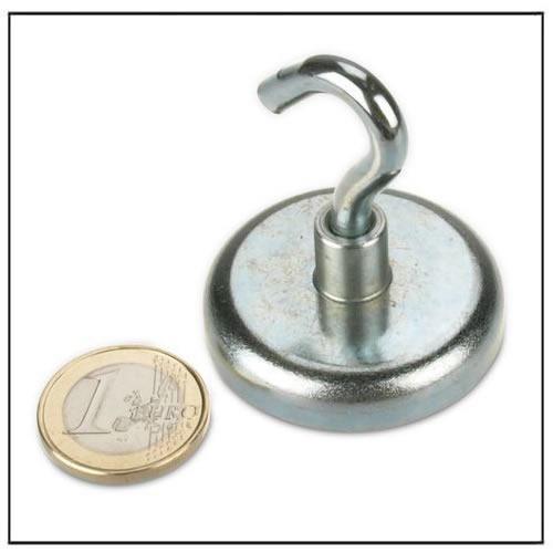 Neodymium Magnetic Hanging Hook 68KG