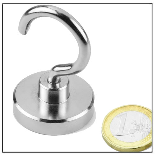 Powerful Magnetic Holding Hook 46KG