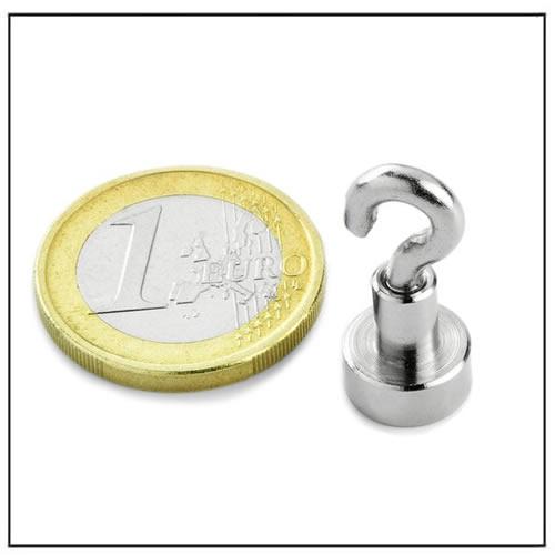 Sintered NdFeB Small Hook Magnet 1.5KG