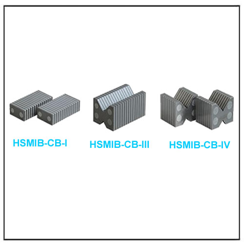 Aluminium Alloy Magnetic Induction Blocks