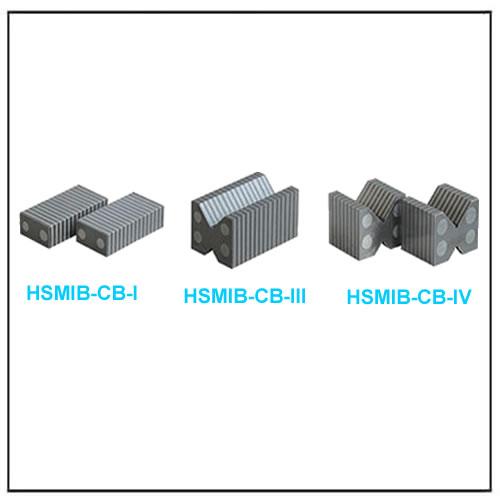 Aluminium Alloy Magnetic Induction Blocks