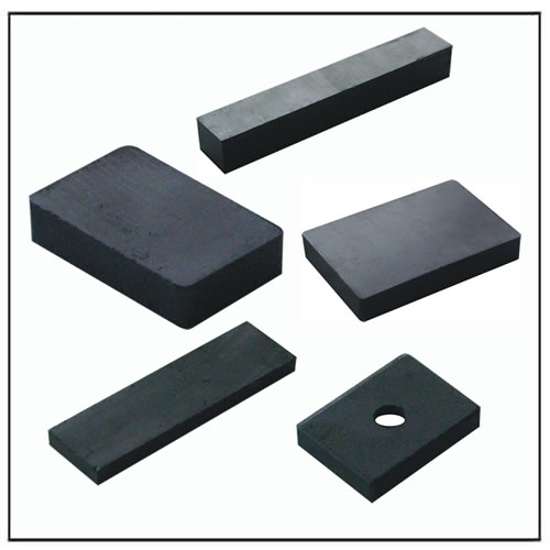 Ceramic Rectangular Magnets