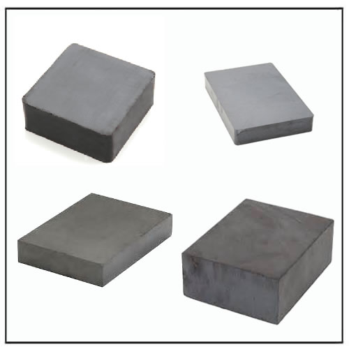 Ceramic Square Magnets