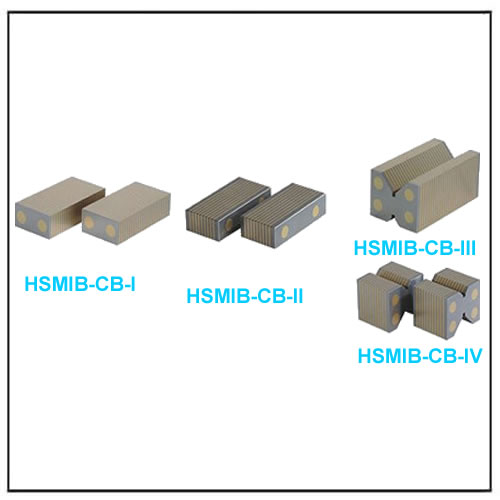 Copper Magnetic Transfer Block