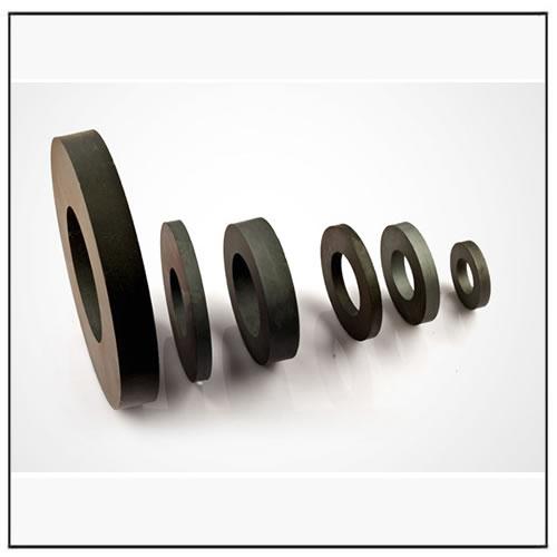 Custom Ring Ceramic Magnets