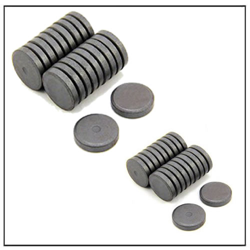 Disc Sintered Ferrite Magnets