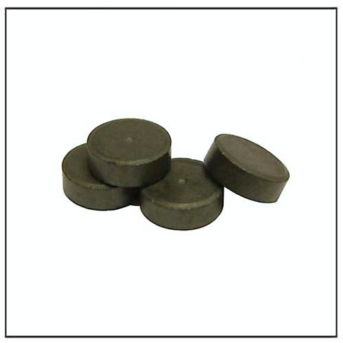 Industrial Ferrite Round Magnets