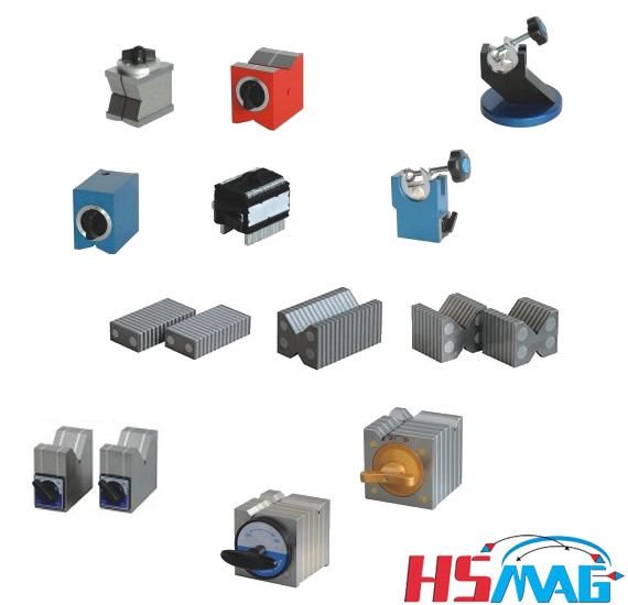 Magnetic Base Blocks and Micrometers
