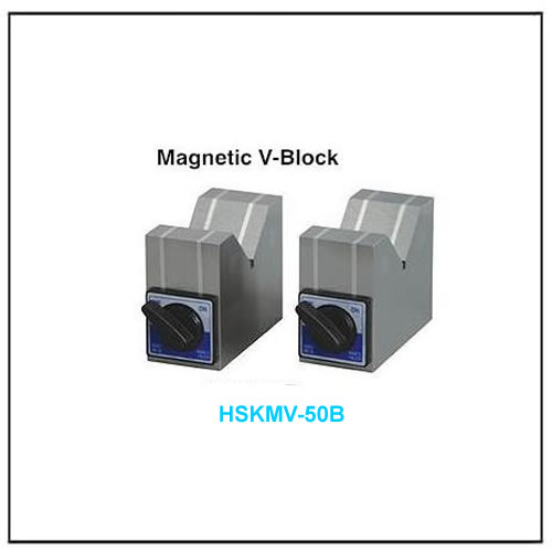Powerful Magnetic V-block
