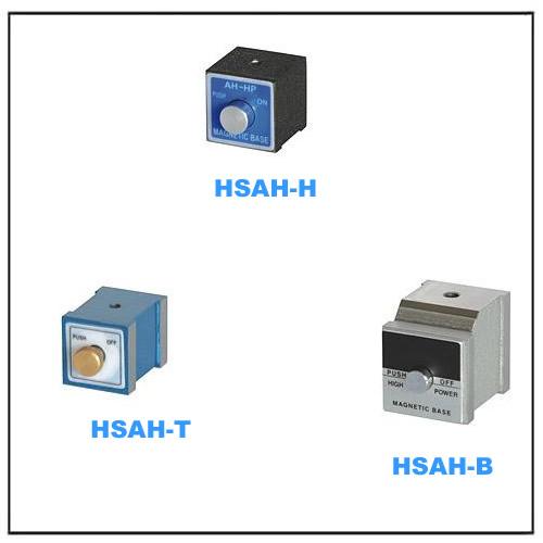 Push-Button Magnetic Holder Base