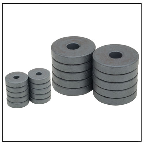 Ring Ceramic Permanent Magnets