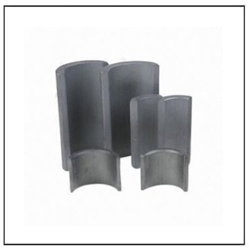 Custom Design Ferrite Rotor Magnets