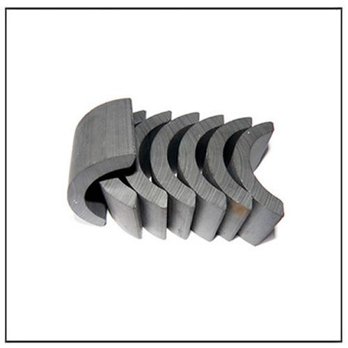 Hard Ferrite Generator Magnets