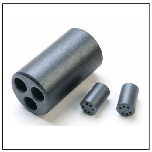 RnH Type Cylinder Soft Ferrite Cores