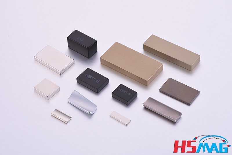 THE QUALITY OF THE SINTERED NDFEB MAGNET
