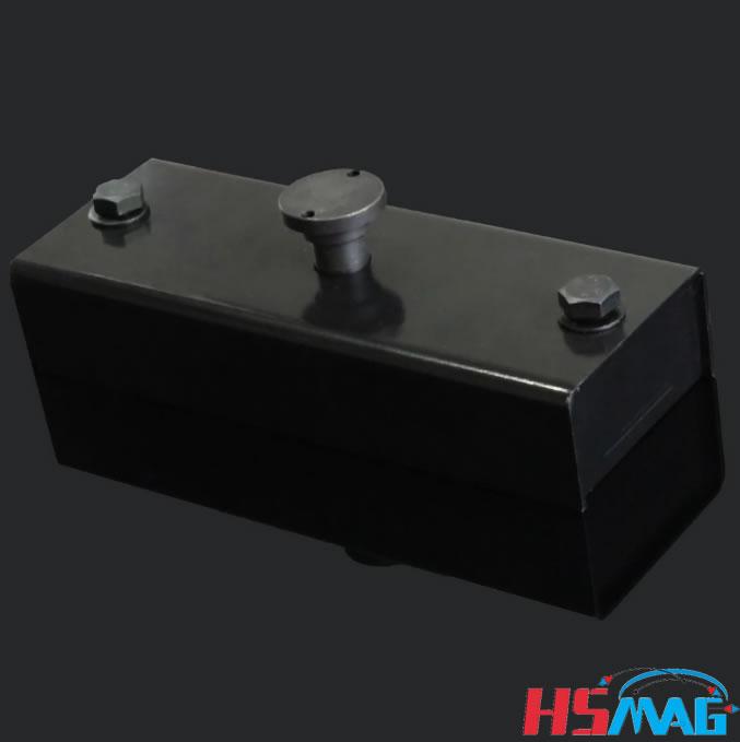 Concrete Framework Magnet Box