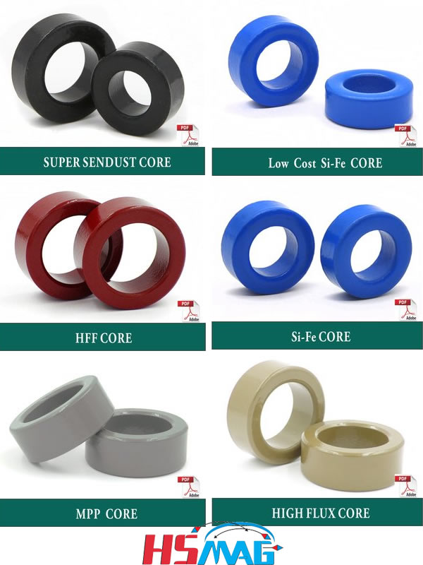 Magnetic Powder Core