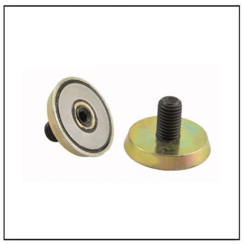 Precast Concrete Magnetic Assembly