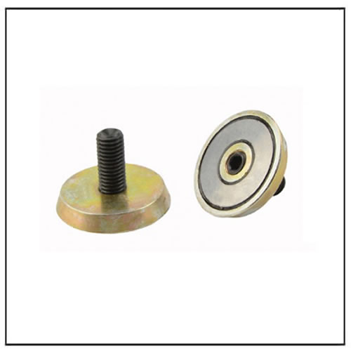 Strong Lifting Socketed Fixing Insert Magnet