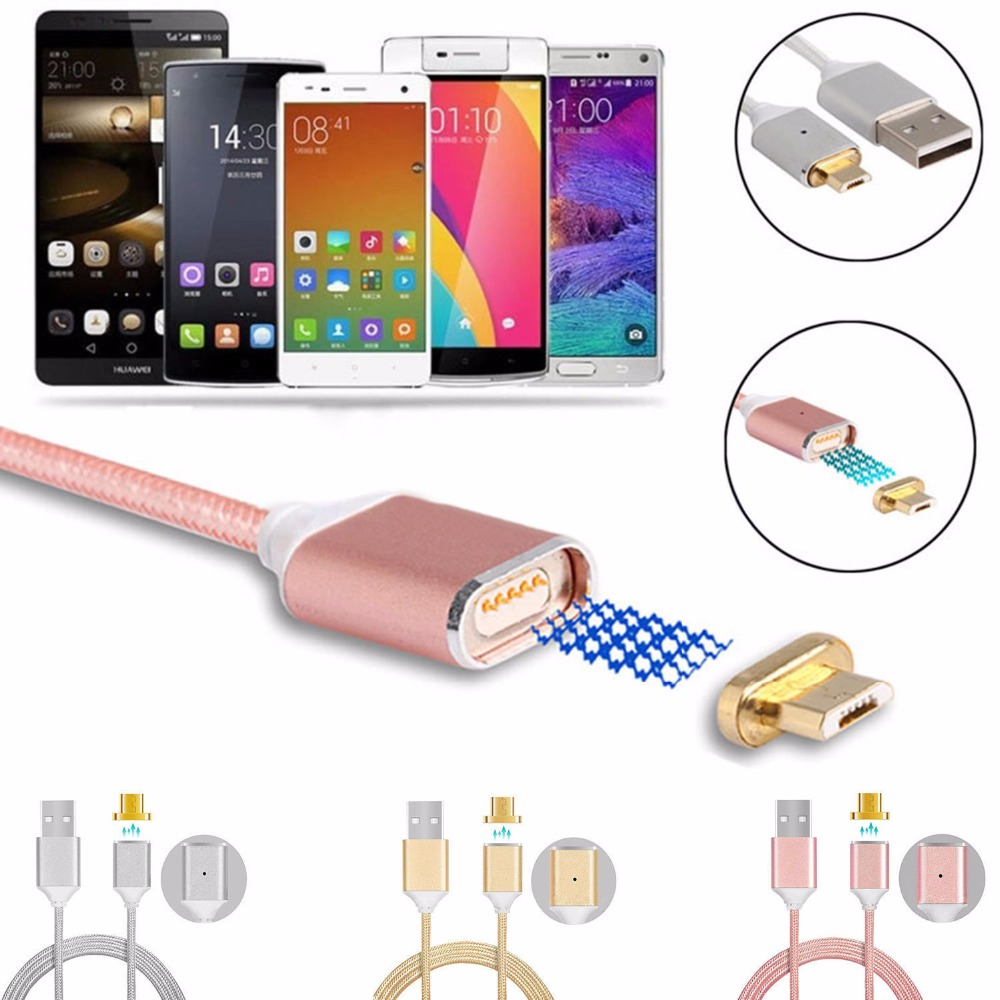 3 in 1 Magnetic Phone or tablet Charger Cable