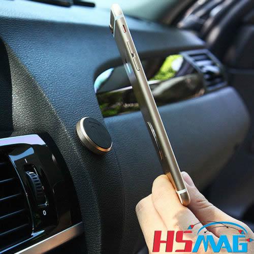 Magnetic Car Mount Holder for iPhone SmartPhones