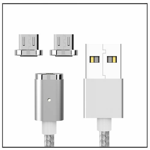 Mini Magnetic USB Cable Fast Charging for Phone