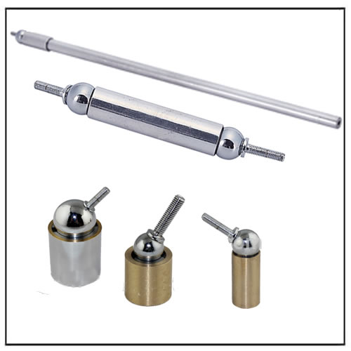 Permanent Magnetic Ball Joint