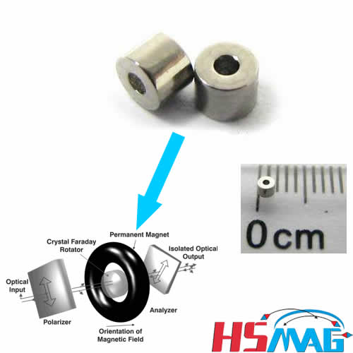 Optical Isolator Magnet