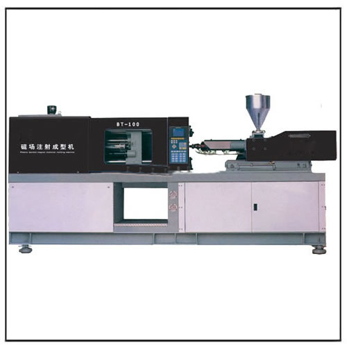 Magnetic Field Injection Molding Machine