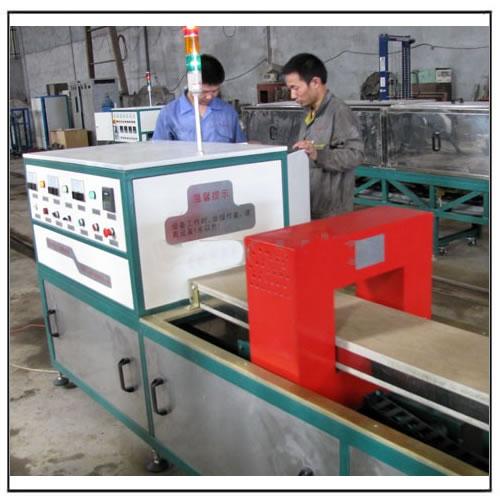 Trolley Demagnetization Machine
