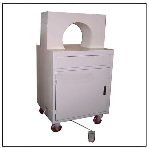 Vertical Demagnetization Machine
