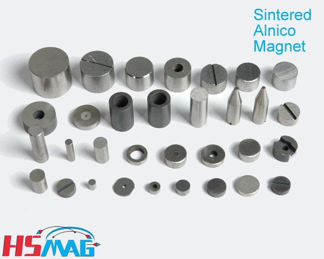 Brief Introduction of Sintered Alnico Magnet