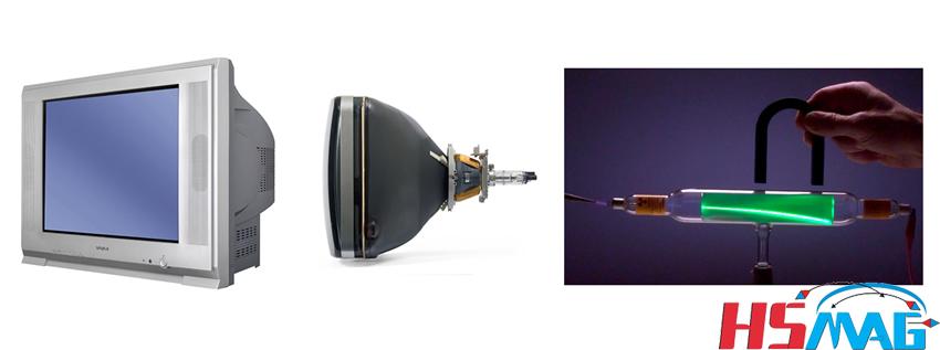 permanent magnet for Cathode Ray Tube