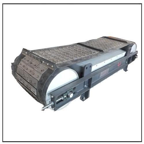 Magnetic Armor Belt Separator