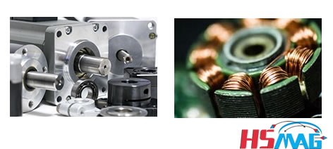 Magnets & Magnetic Assemblies for Permanent Magnet Motors